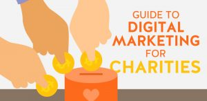 digital marketing guide for charities banner