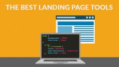 top 3 landing page tools