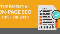 on page seo 2019 guide